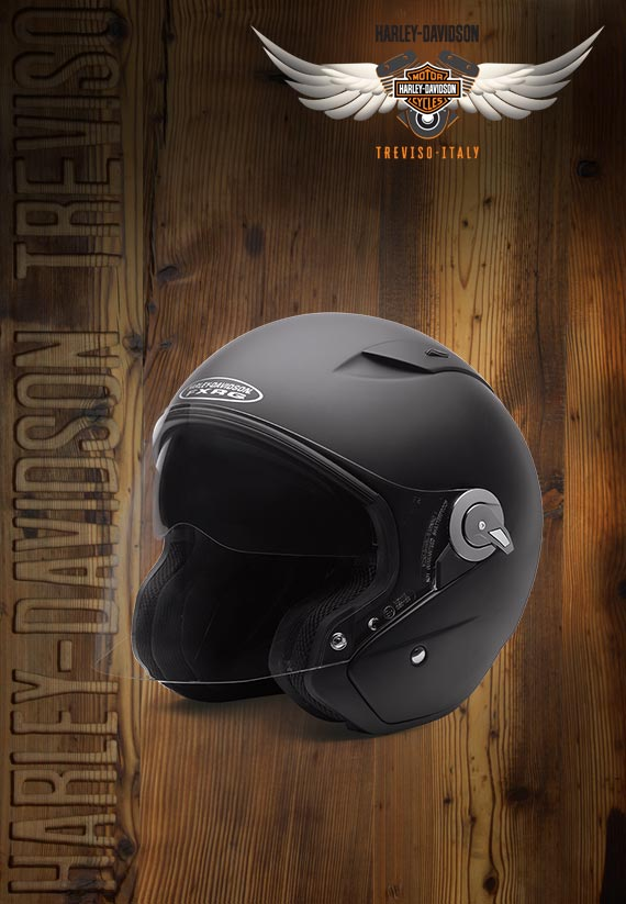 Casco HD FXRG