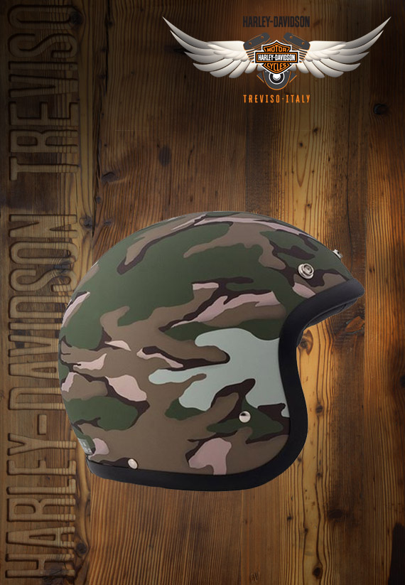 Casco DMD Military