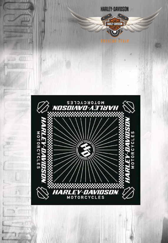 BANDANA HARLEY-DAVIDSON IGNITION