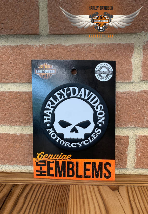 PATCH HARLEY-DAVIDSON WILLIE G