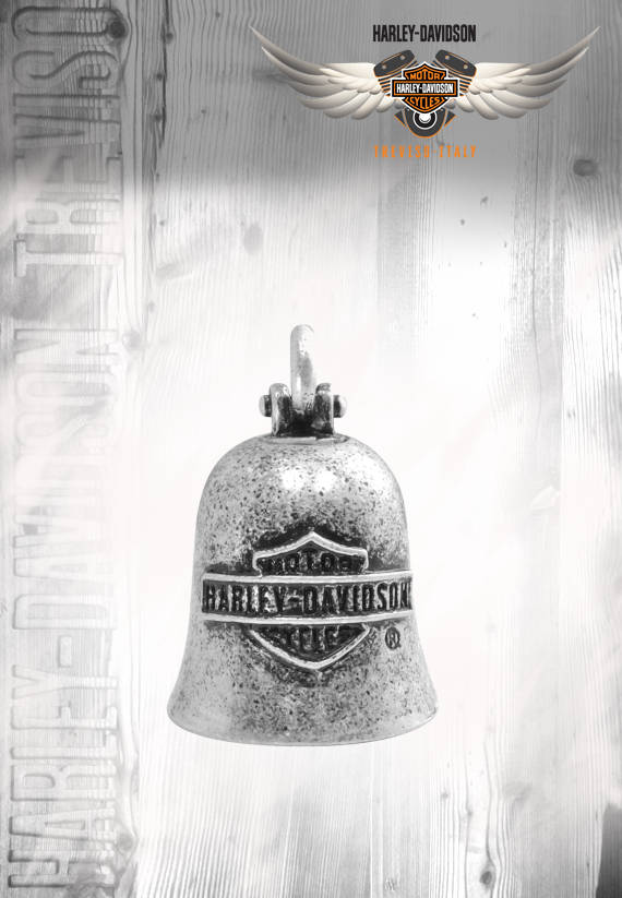 RING BELL VINTAGE B&S