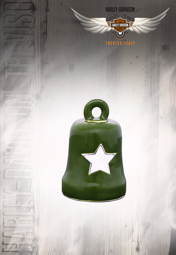 RING BELL MILITARY GREEN