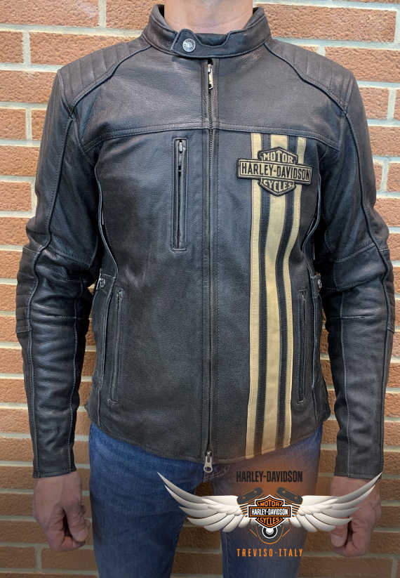 GIACCA HARLEY-DAVIDSON TRIPLE VENT PASSIONG LINK II
