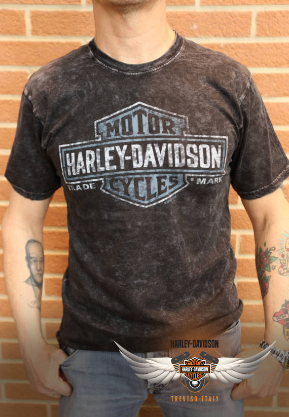 T-SHIRT HARLEY-DAVIDSON RELIABLE